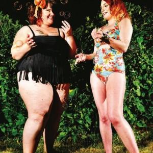 Let's Frolic!: DIVA Magazine Swimwear Shoot