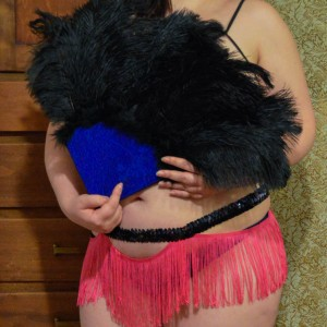 Feathers and Elastic: How to Make Burlesque Inspired Lingerie