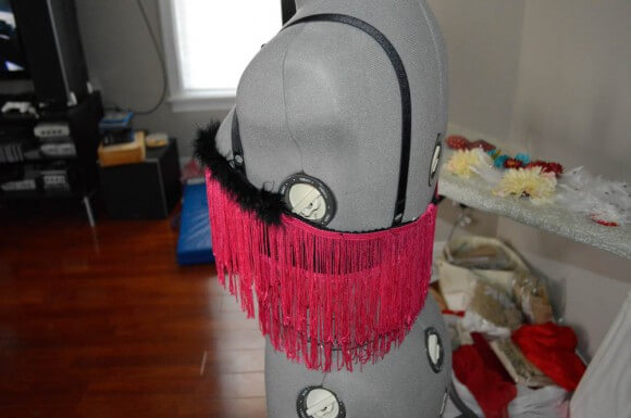 Pasties Fringe And Rhinestones How To Make Burlesque Inspired