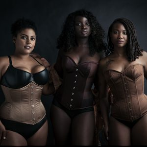 "Introducing the Dark Garden ""Naturals"" Corsetry Collection"