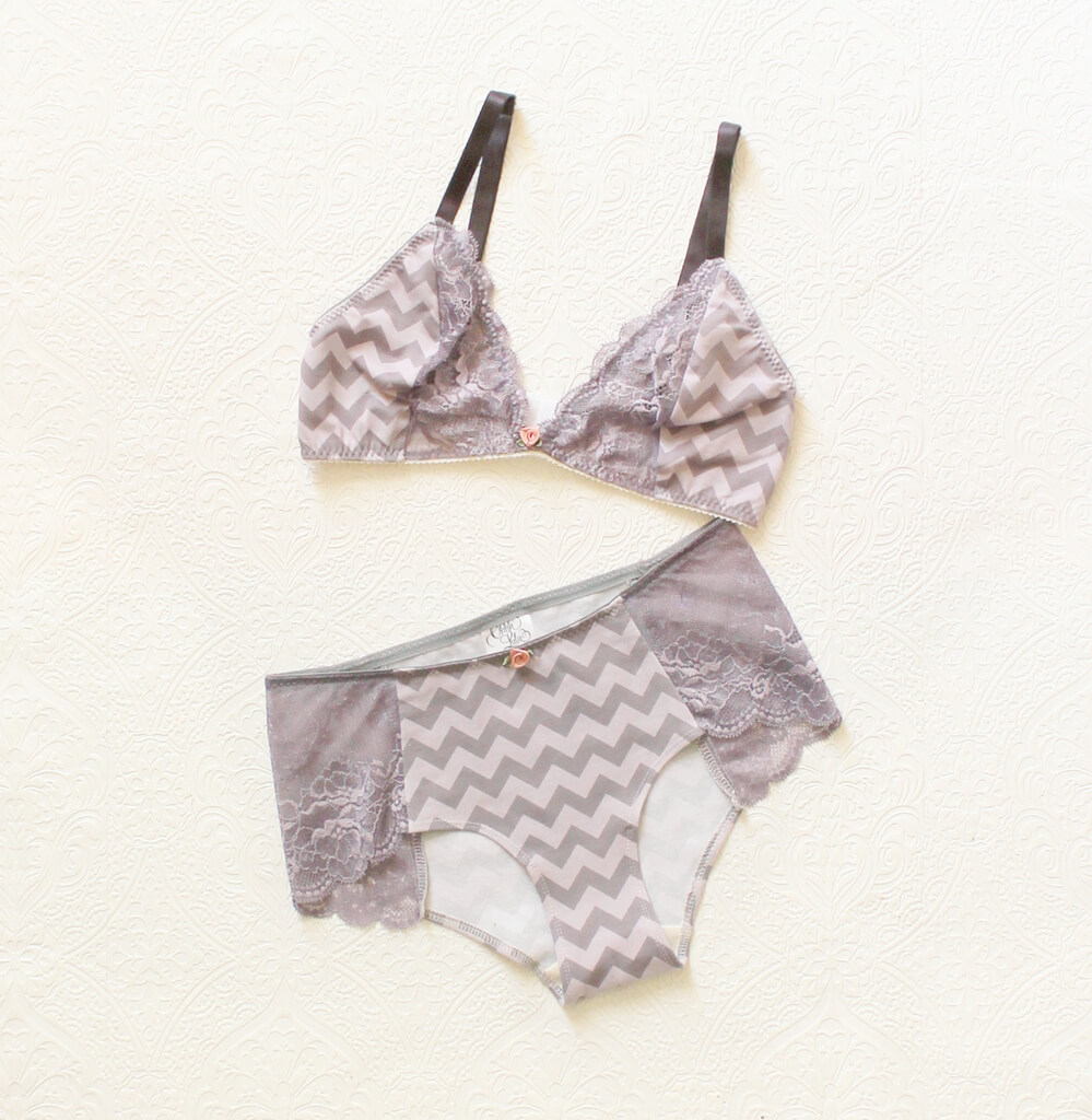 edd449dc6f85 Ohhh Lulu Lingerie S/S 2014 Collection