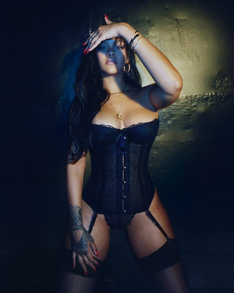 f091069b7c02 Rihanna's New Lingerie Line, Savage X Fenty, Might Actually Disrupt the  Lingerie Industry