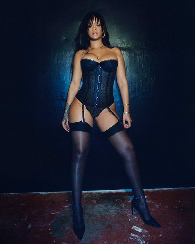 Rihanna's New Lingerie Line, Savage X Fenty