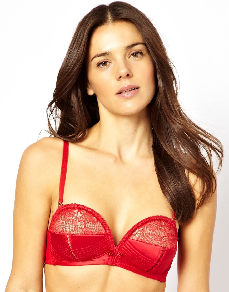 Her Sexellency Overwire Bra by Dita Von Teese on ASOS