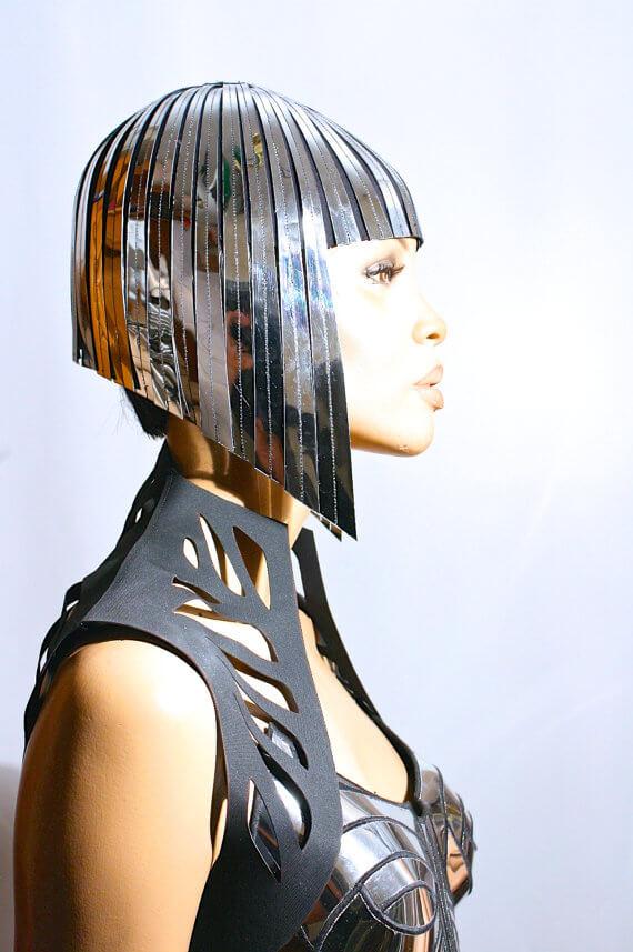 Divamp Cleopatra wig