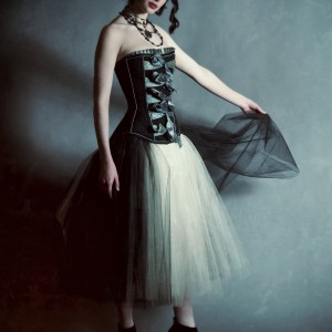 The Anatomy of a Corset: Parts & Terms