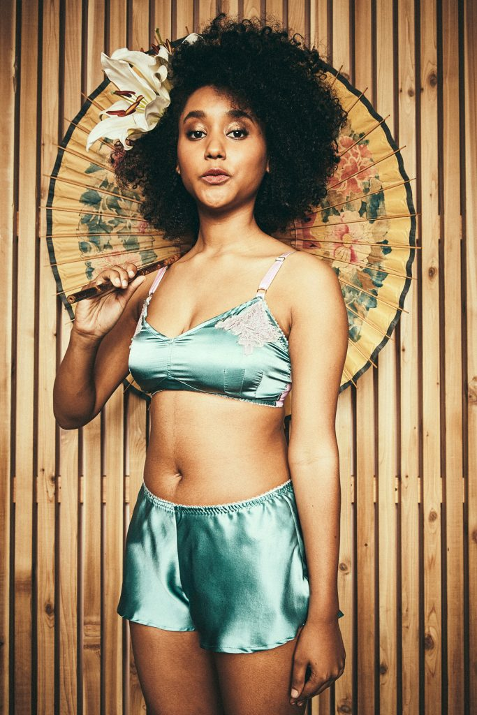Dottie's Delights Lady Day Bra and Tap Pant
