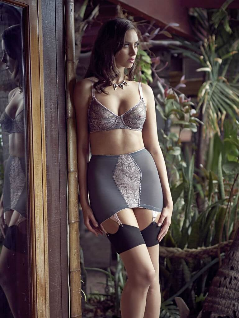 Dottie's Delights SS15 Swizzle Girdle