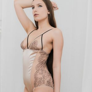 Lingerie Review: Fleur Of England 'Seduction' Bodysuit