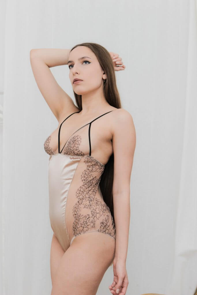 England from lingerie