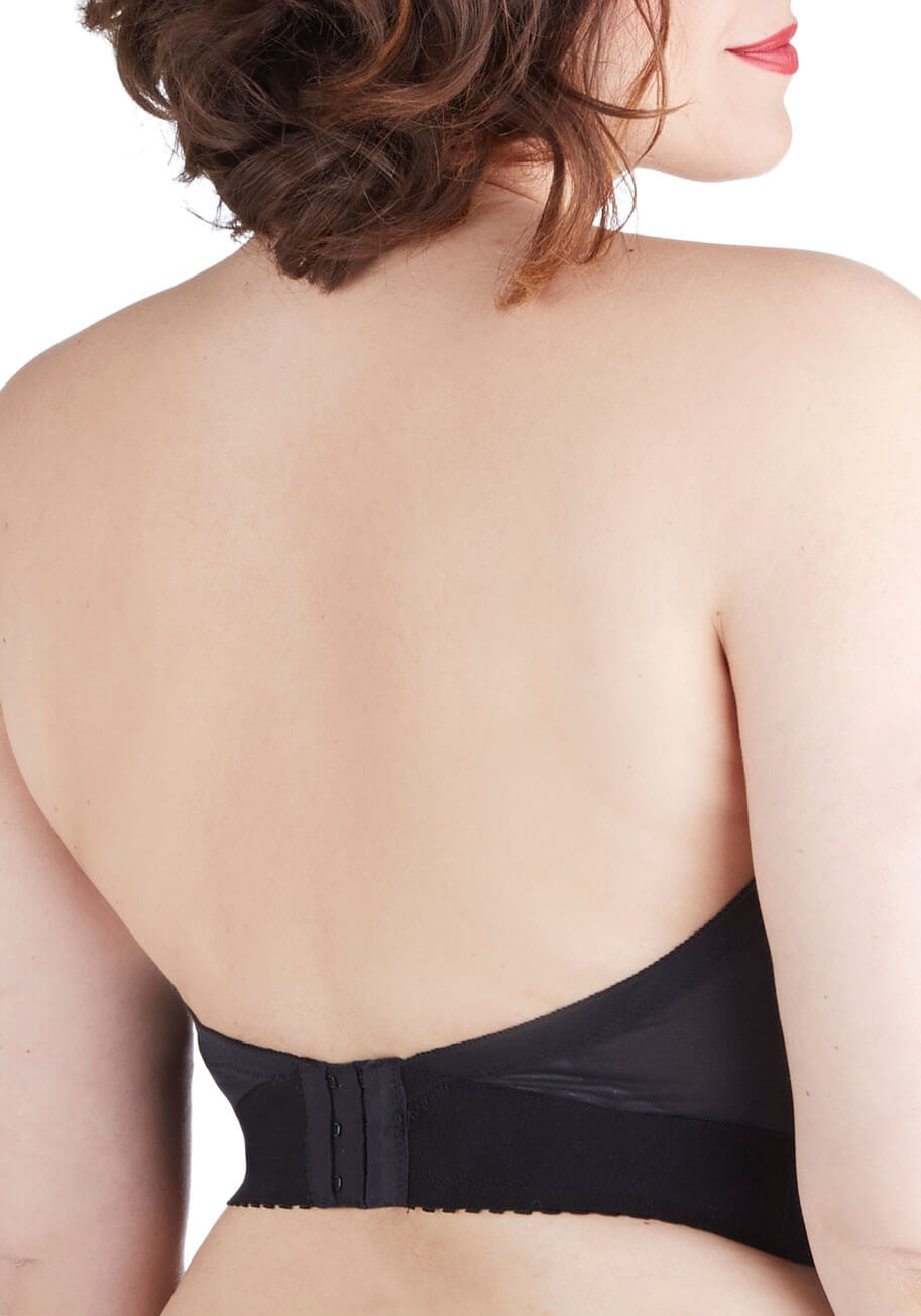 Foundation for the Fab bustier on ModCloth - back view