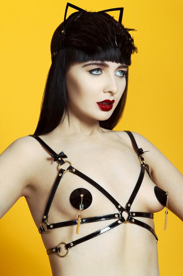 Fraulein Kink black harness