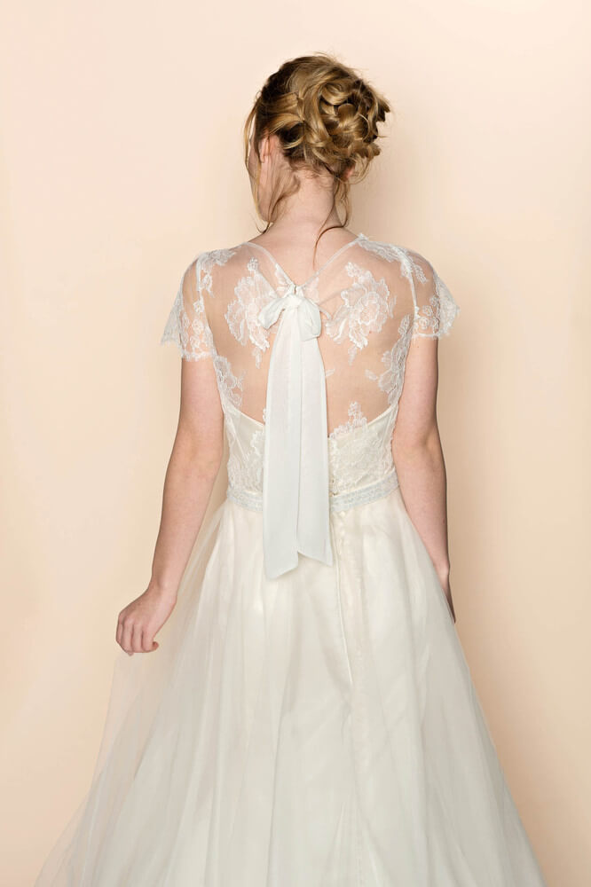 Girl With A Serious Dream Lace Top