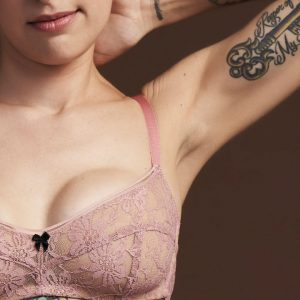 Lingerie and Breast Cancer: Learning to Love My Perfectly Imperfect Breasts