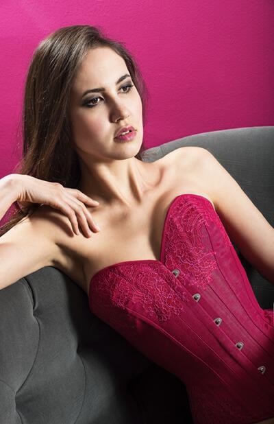 Holly corset