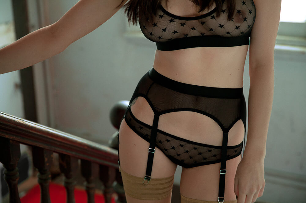 Hopeless Garter Belt