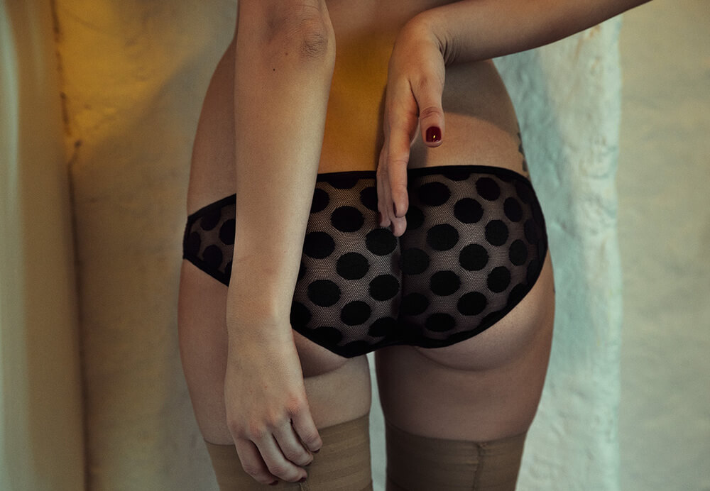 Hopeless Polka Dot Panties