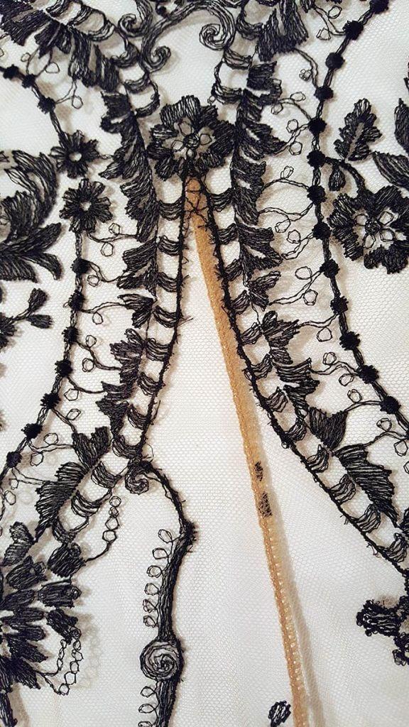 I.D. Sarrieri 'La Naissance De Venus' gown