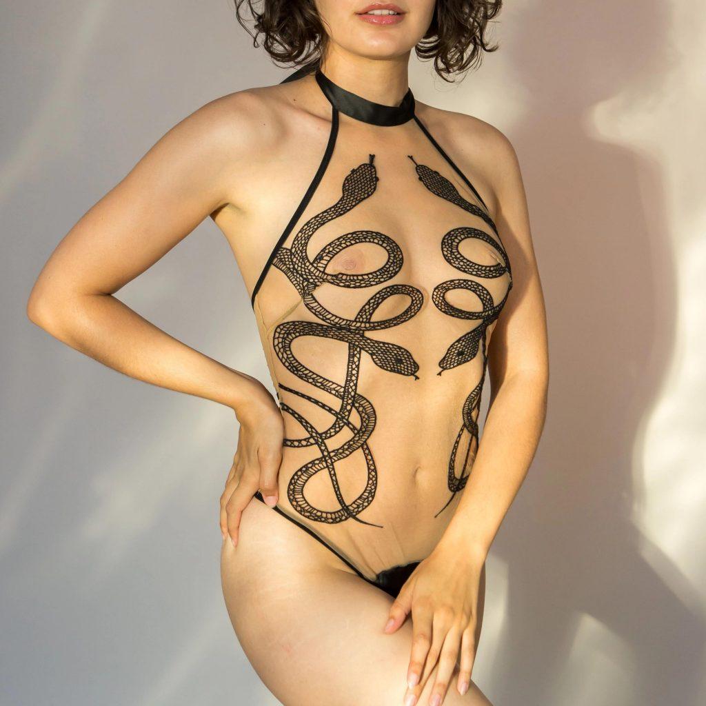 Thistle & Spire Medusa Bodysuit