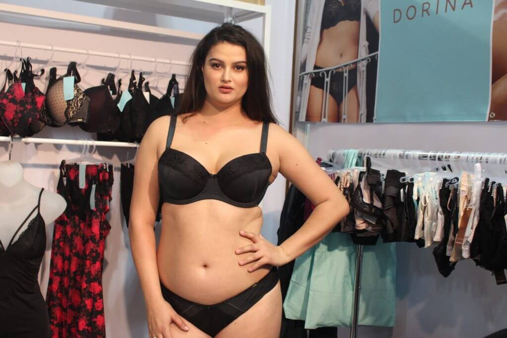 DORINA at CURVEXPO