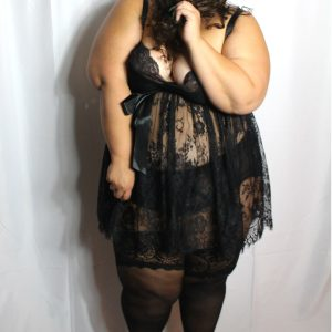 Finally! Plus Size Stockings Up to 4X: A Glamory Hosiery Review