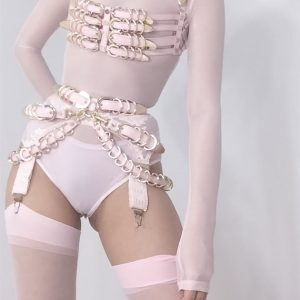 Lingerie Review: CREEPYYEHA Iphie Belt