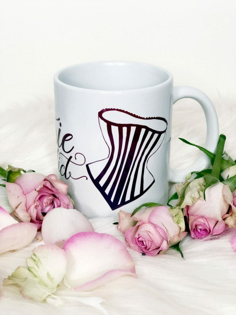 The Lingerie Addict Mug