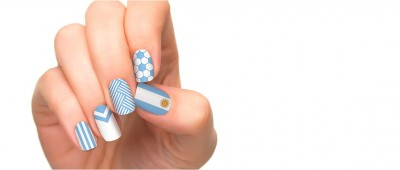 Incoco Team Argentina nail polish $8.99