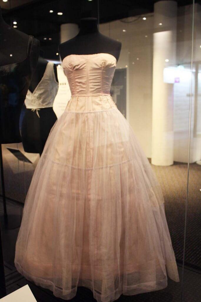 Jacques Fath Petticoat 1957