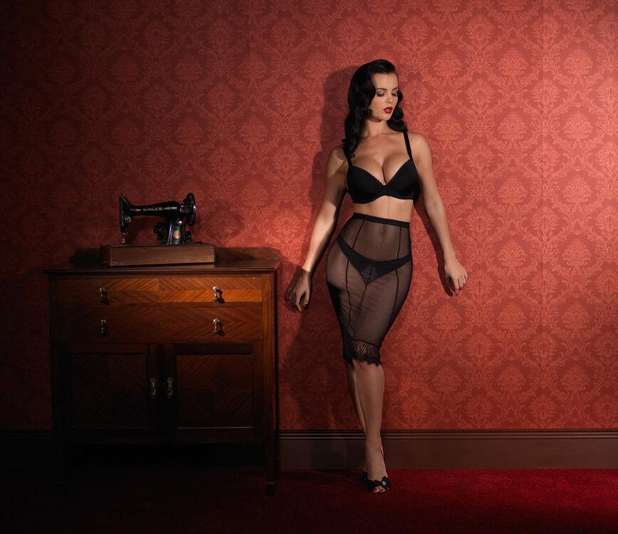 Lola Skirt via Ava Corsetry - £32.00