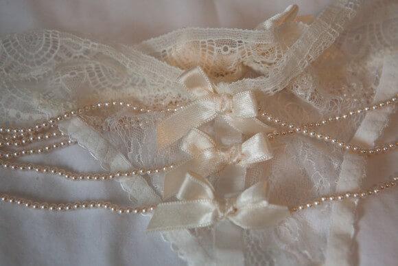 Thong back detail