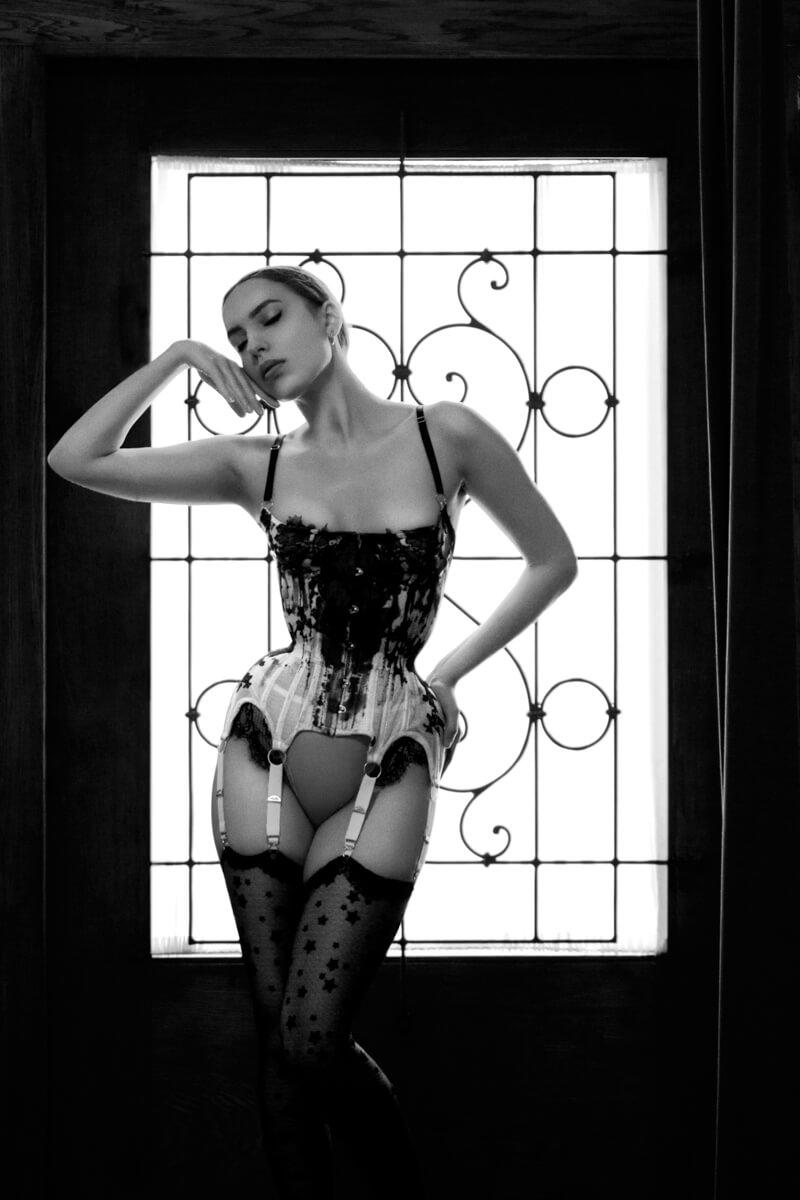Karolina Laskowska - Independent Luxury Lingerie Designer