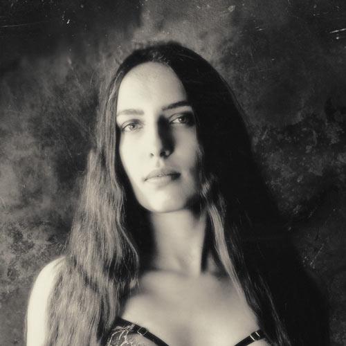 Karolina Laskowska by Jenni Hampshire