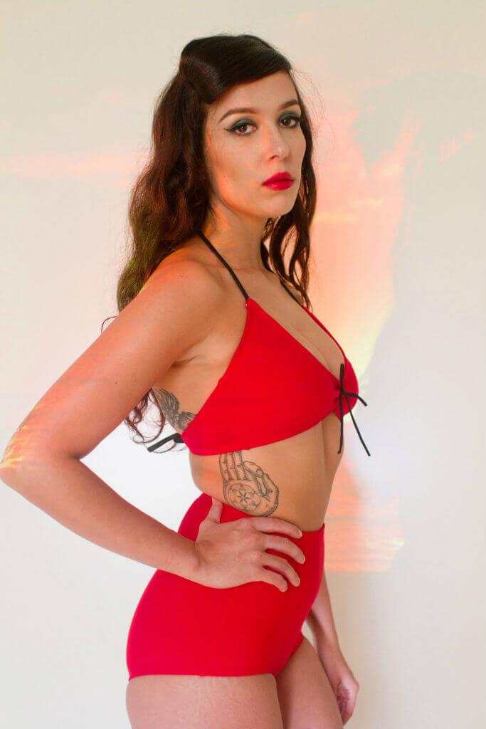 Kayleigh Peddie Swimwear 10