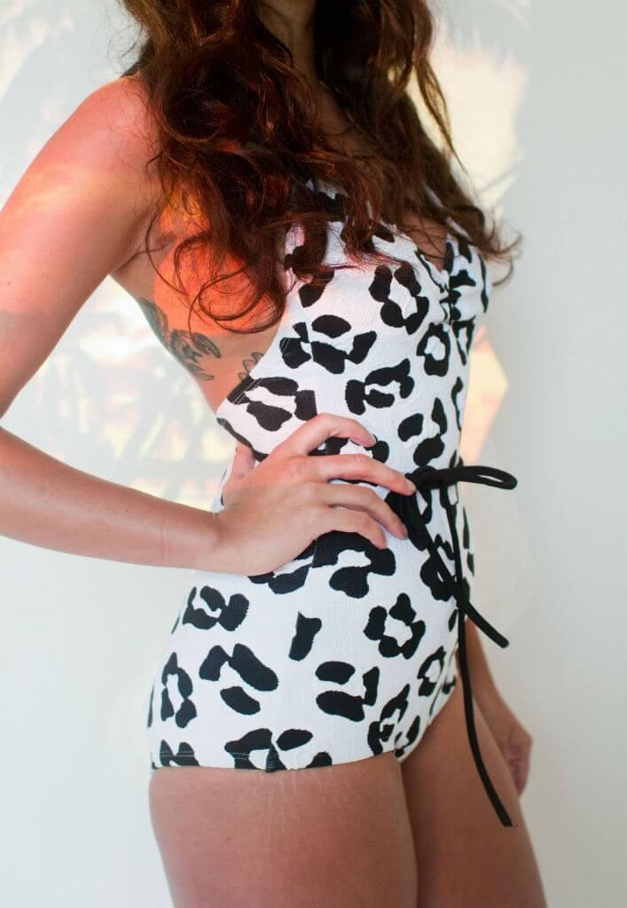 Kayleigh Peddie Swimwear 2