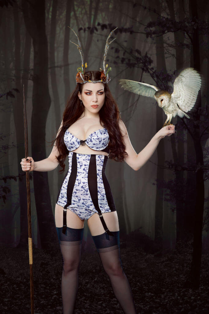 Kiss Me Deadly Herne the Hunter 1