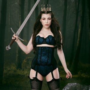 Knights, Fairies and Dragons: Kiss Me Deadly Autumn/Winter 2014