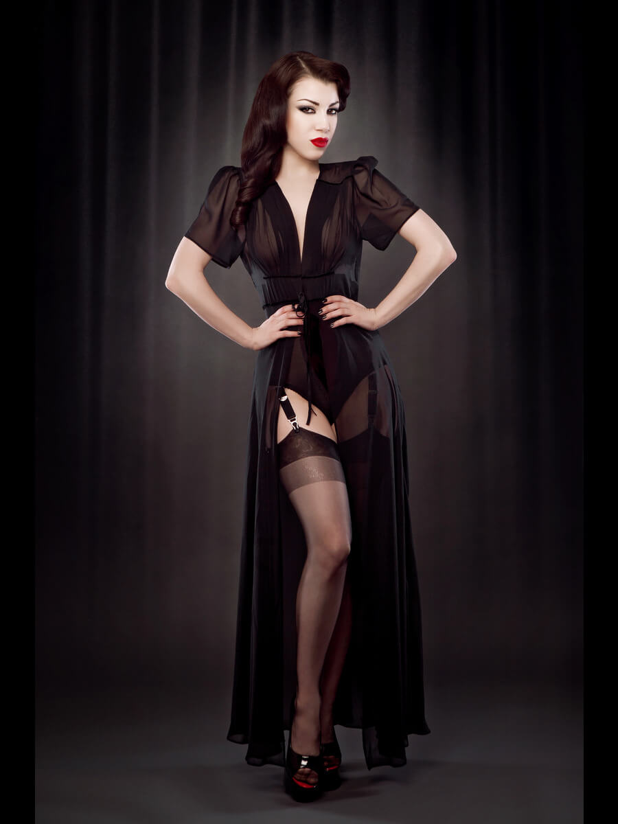 Kiss me Deadly - Elle Robe