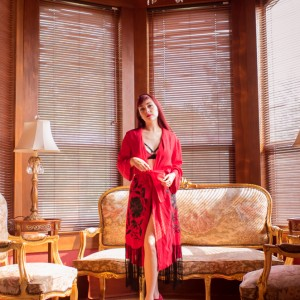 Review: Trashy Diva Flapper Robe & Lounge Pants