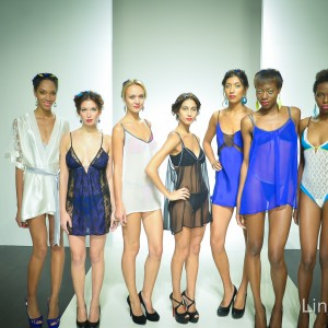 The Making of a Lingerie Fashion Show