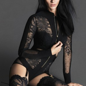 La Perla S/S 2016: High Fashion Luxury Lingerie