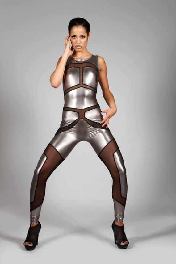 Lena Quist robot bodysuit