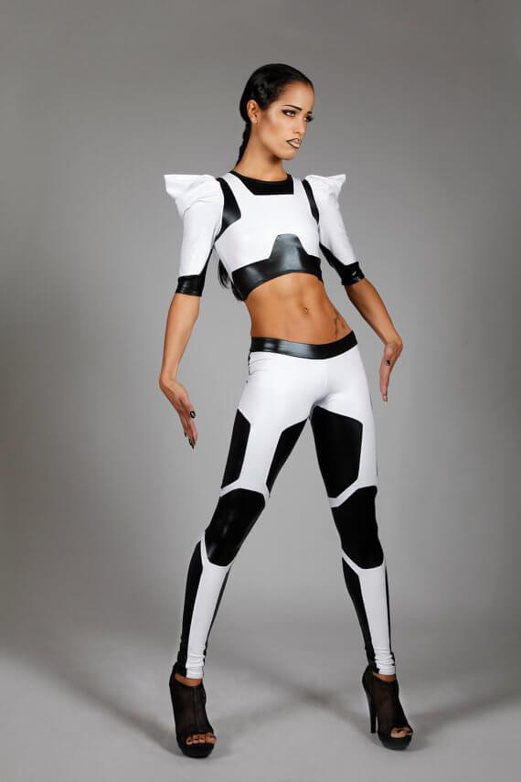 Lena Quist stormtrooper