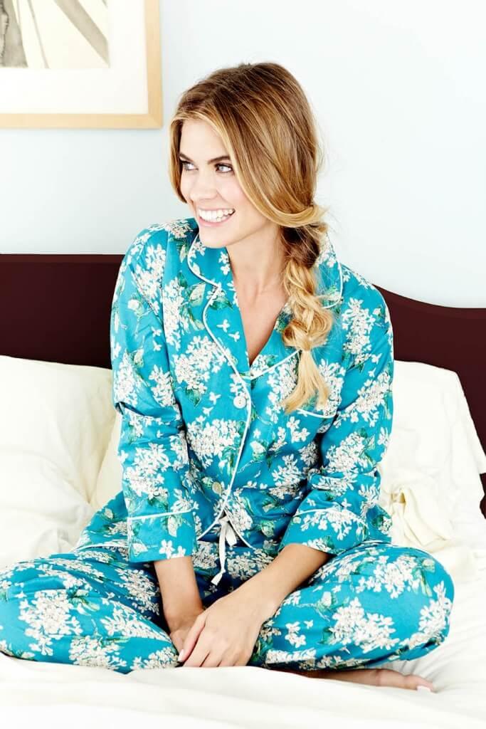 Liberty Print Pajamas by Bedhead
