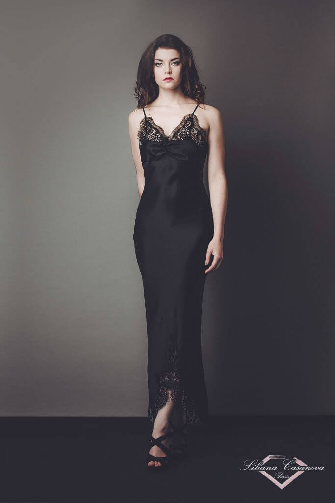 Liliana Casanova Castelnaud Gown