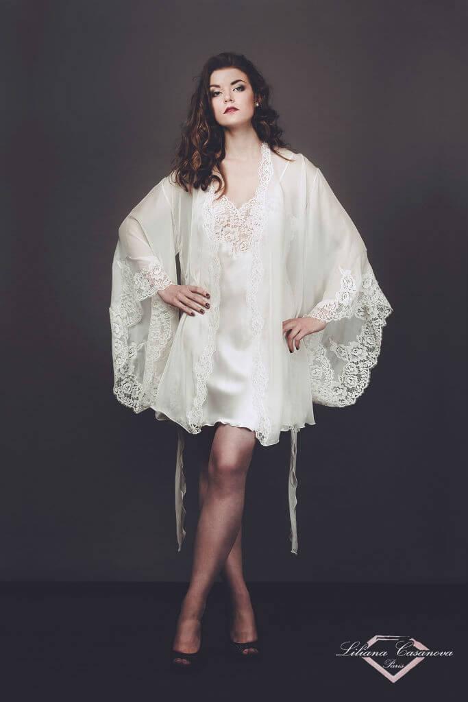 Liliana Casanova Chateaubriant Robe