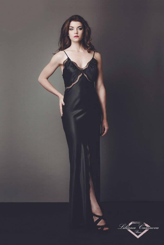 Liliana Casanova Chateaumur Gown
