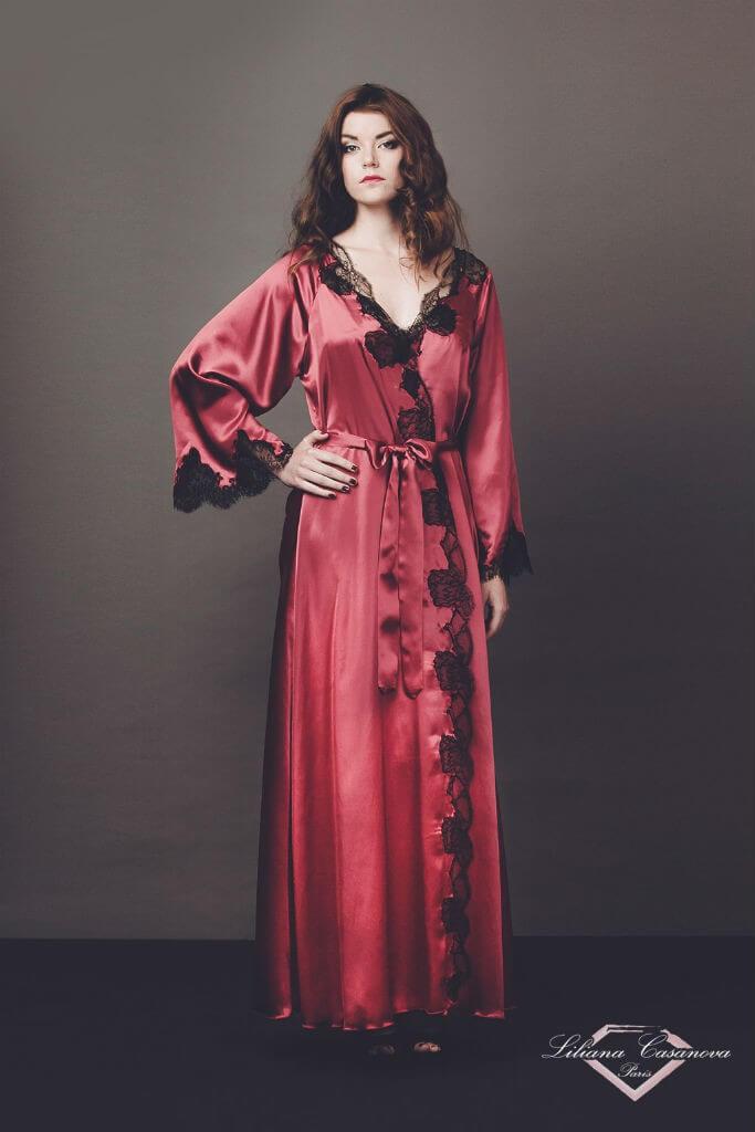 Liliana Casanova Chenonceau Robe