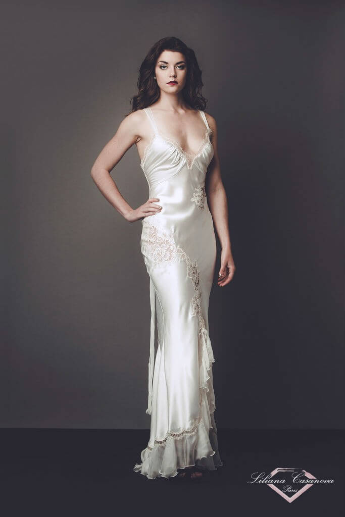Liliana Casanova Grace Gown