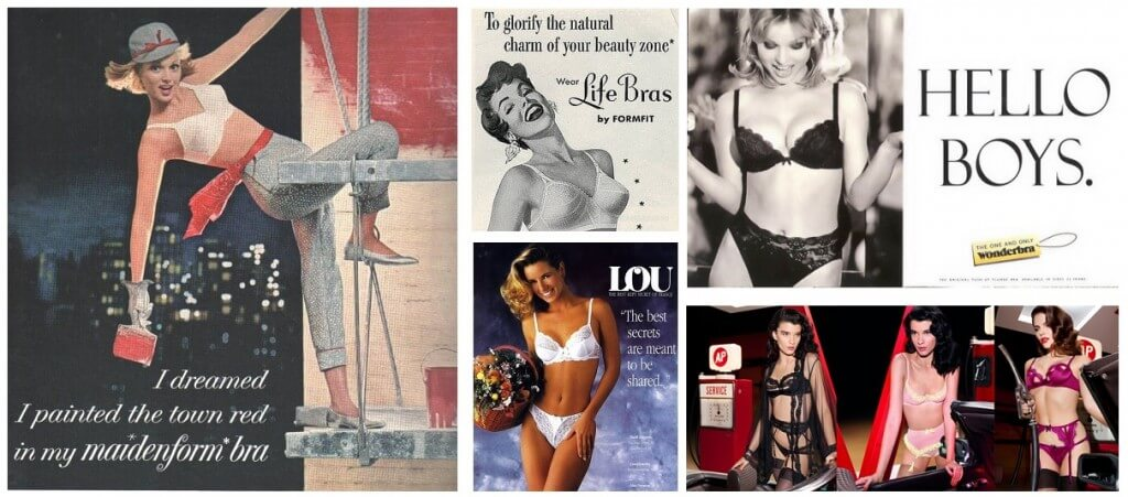 Lingerie Marketing Stereotypes